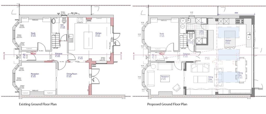 Single Storey Extension and Internal Re-model - Wimbledon