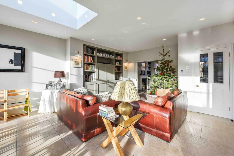 Sky Light Living Room