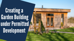 Do I need Planning Permission to build a Garden Home Office?