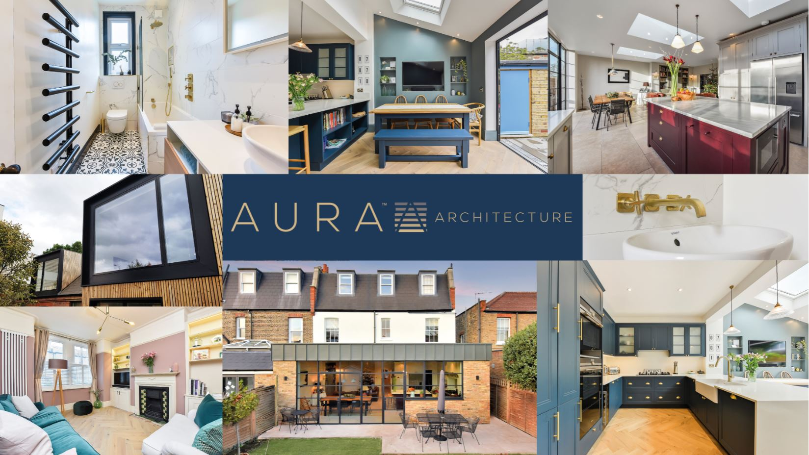 AURA architects London Home Counties