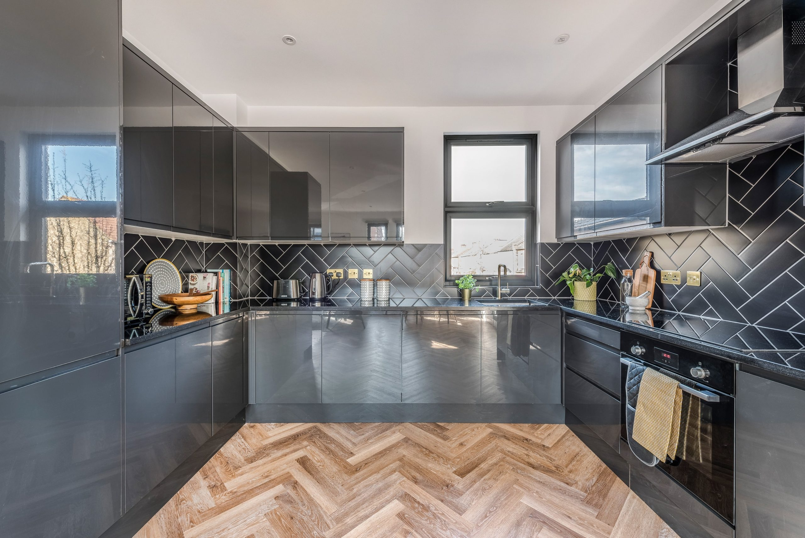 Kitchen - Colliers Wood