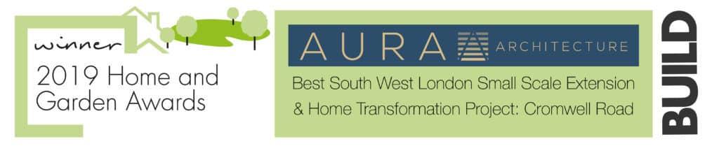 Best South West London Architect Award
