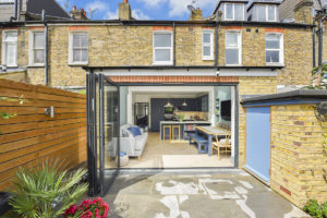 earlsfield extension architect