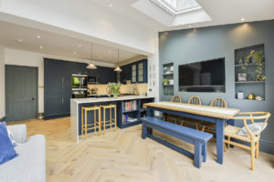earlsfield kitchen extension architects