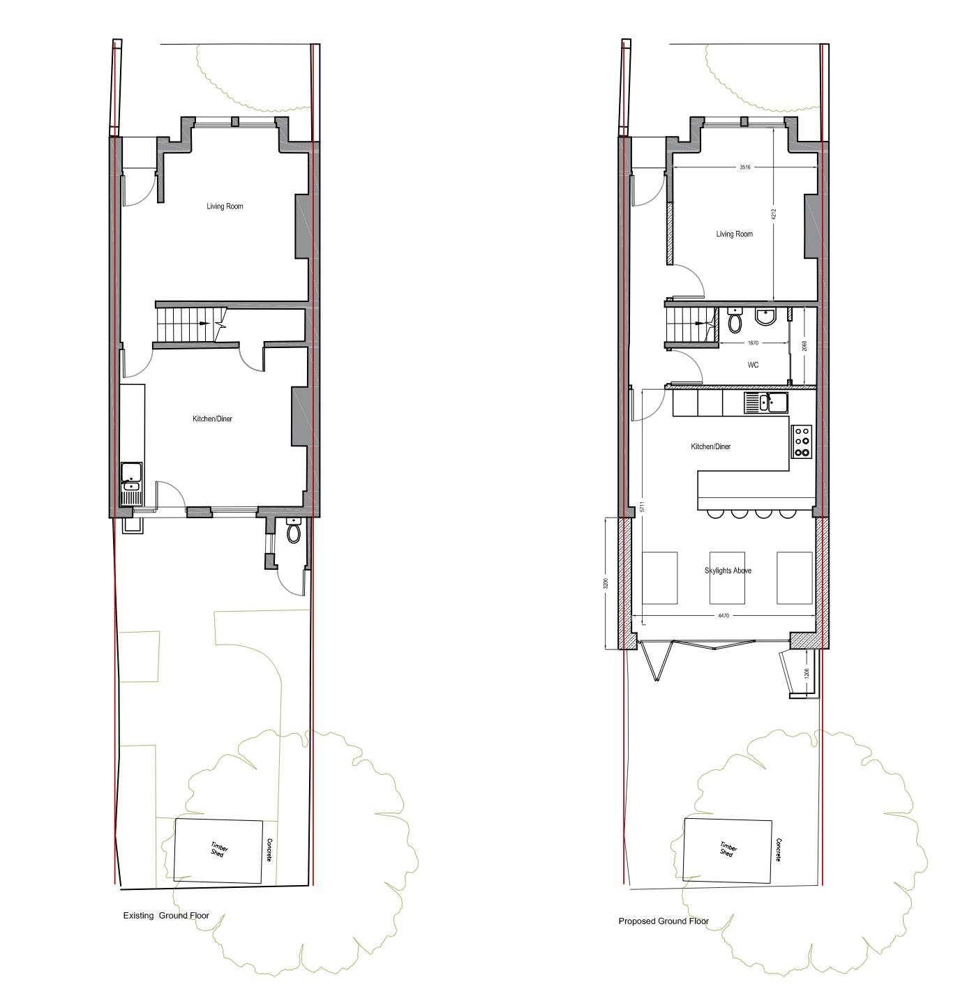 Stratville Floor Plan