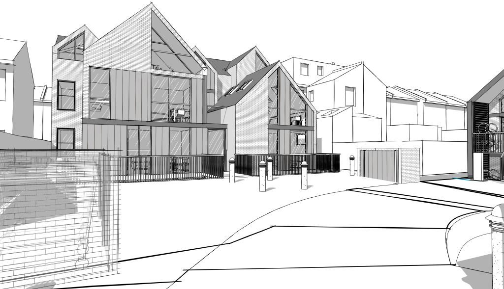 Earlsfield Planning Architect sketch