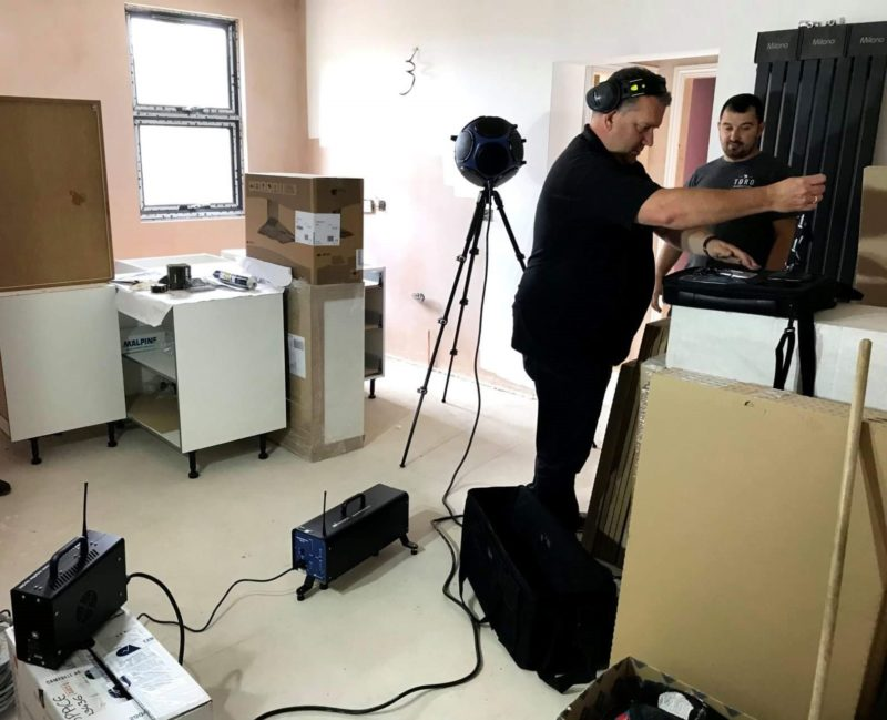 Home Acoustic Testing