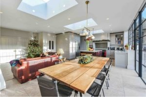 Wandsworth Architect Open Plan Dining and Kitchen Area Extension Project