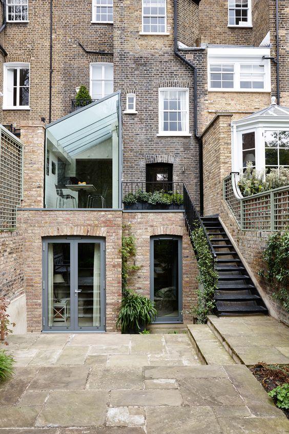 Basement Extension London Architects