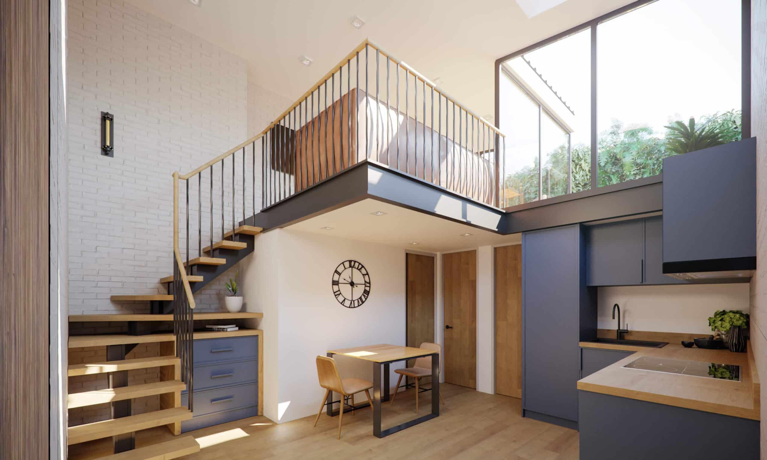 Architect for a developer, London
