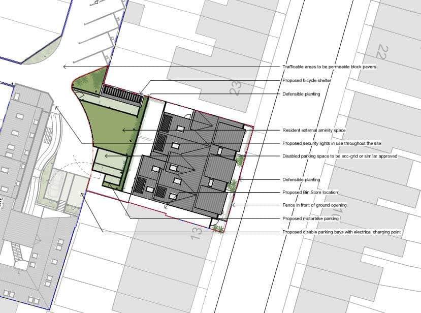 Architect for a Property Development