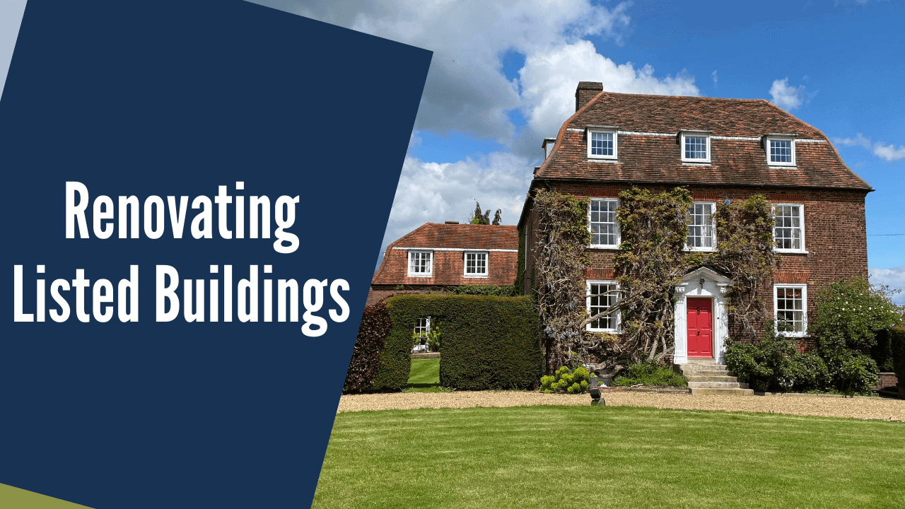 Listed Building Architects