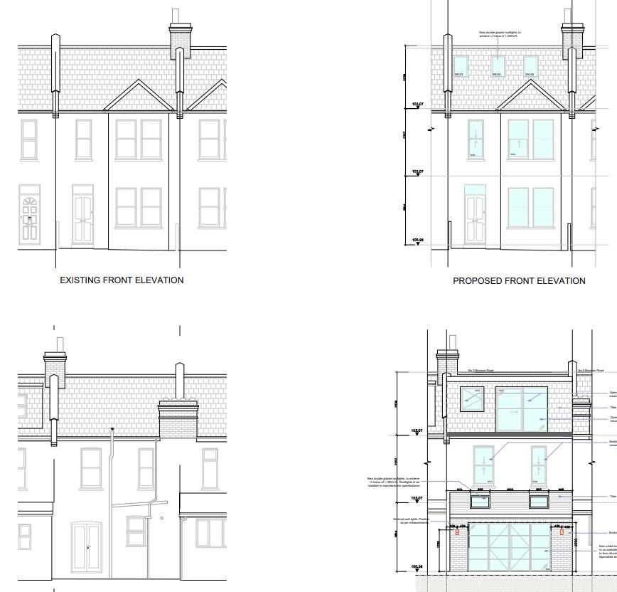 Kitchen Extension Wimbledon